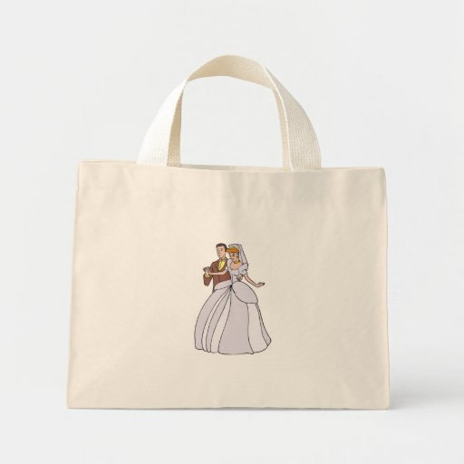 Wedding Receptions 1 Canvas Bags