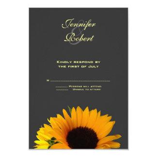 Wedding Response Card 9 Cm X 13 Cm Invitation Card