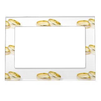 Wedding Ring Magentic Frame Magnetic Frames