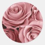 Wedding Rose Sticker