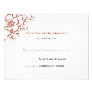 Wedding RSVP Cards Personalized Invitation