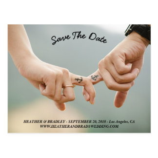 Wedding Save The Date Post Card | Personalize It!