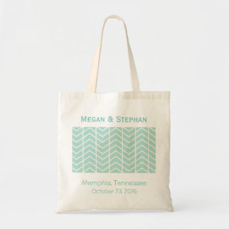 Wedding Save The Date Tote Budget Tote Bag