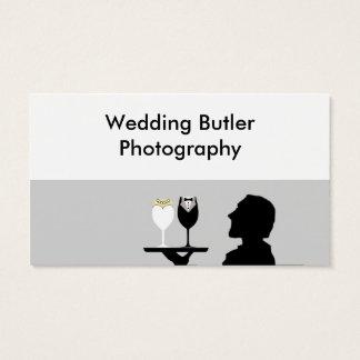 Wedding Service Business Card