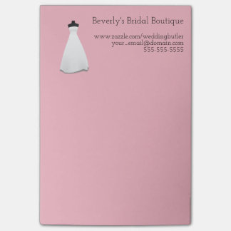 Wedding Service Post-it Notes