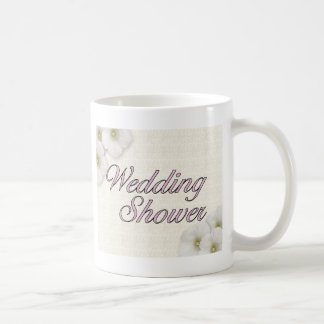 Wedding Shower Basic White Mug