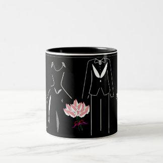 """Wedding Shower"" Mug - Customizable Coffee Mugs"