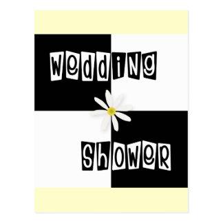 Wedding Shower Postcard