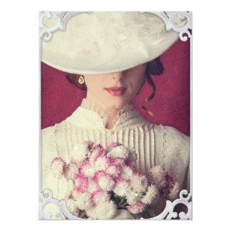 Wedding /  Special Event - SRF 14 Cm X 19 Cm Invitation Card