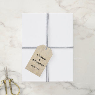 Wedding Stationery Group 2 Gift Tags