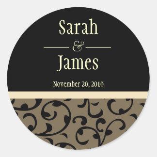 Wedding Sticker