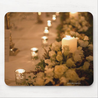 wedding table decorations 2 mouse pad