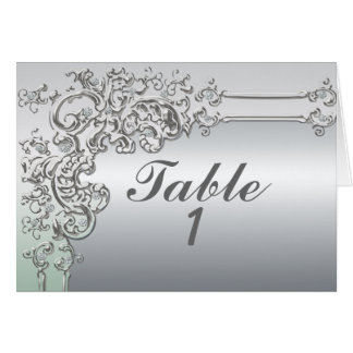 Wedding Table Seating Card