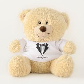 Wedding Teddy Bear