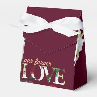 Wedding Tent Wedding Favour Box