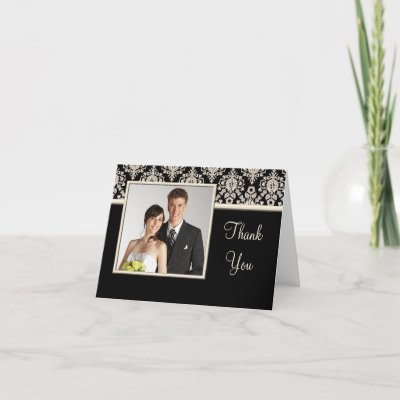 Wedding   Cards on Wedding Thank You Cards  Bridal Shower Thank You Cards