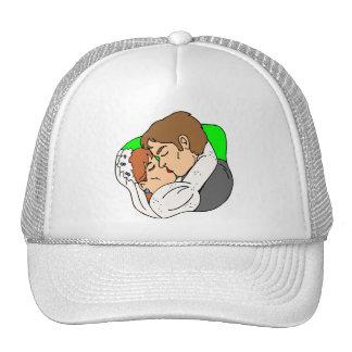 Wedding Theme 15 Mesh Hat