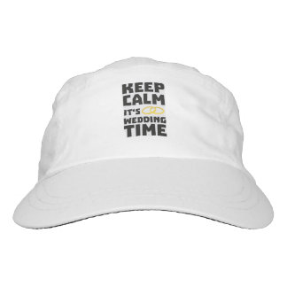 wedding time keep calm Zw8cz Hat