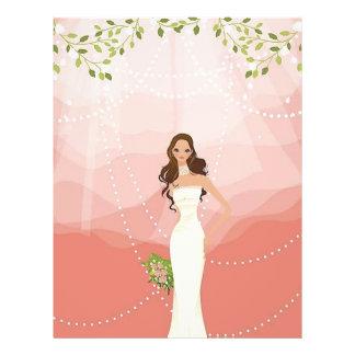 Wedding Vector Graphic 18 Custom Flyer