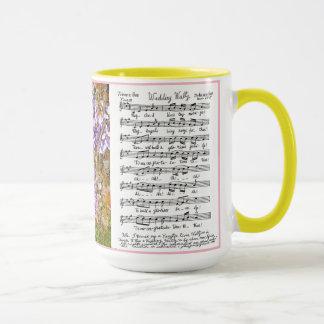 Wedding Waltz mug
