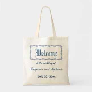 Wedding Welcome Bags Nautical Design