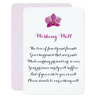 Wedding Wishing Well Cards