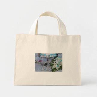 WeddingGlasses Mini Tote Bag