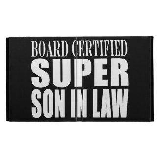 Weddings Birthdays Parties : Super Son in Law iPad Folio Cases