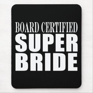 Weddings Parties & Bridal Showers : Super Bride Mouse Pad