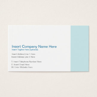 WeddingWire Rated Business Card