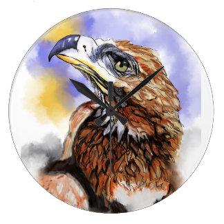Wedgetailed Eagle Australian Bird Wallclocks