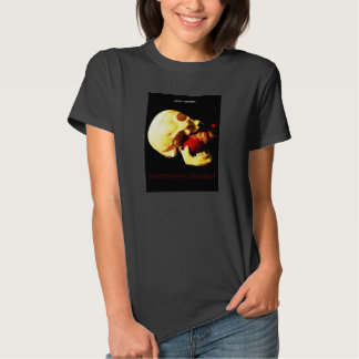 Wednesday's Children - Skull and Heart Shirt