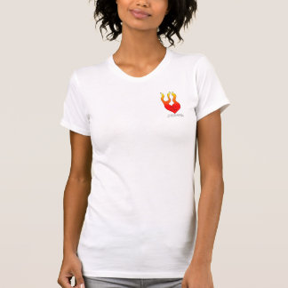 wedshirt-female T-Shirt