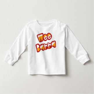 Wee Barra, Scottish Dialect Tee Shirt Scotland