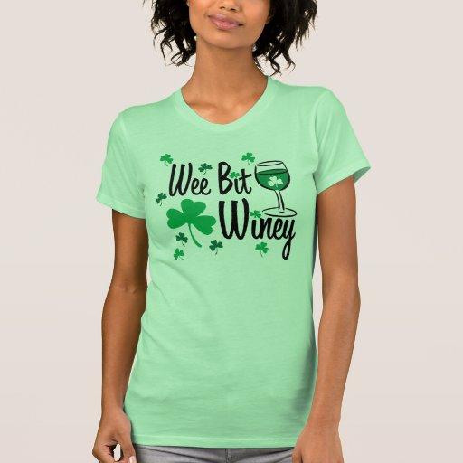 Wee Bit Winey Tees