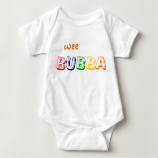 Wee BUBBA Jumpsuit