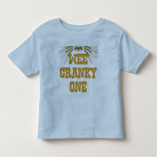 Wee Cranky One - Kids Tee
