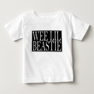 Wee lil Beastie Baby T-Shirt