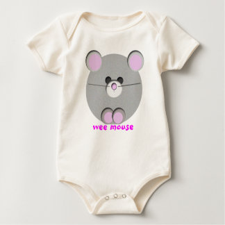 Wee Mouse Baby Bodysuit