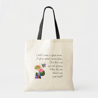 Wee View Snail & Butterfly Tote Bag