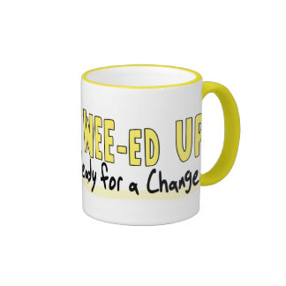 Wee Wee-ed Up Anti Obama Gear Coffee Mug