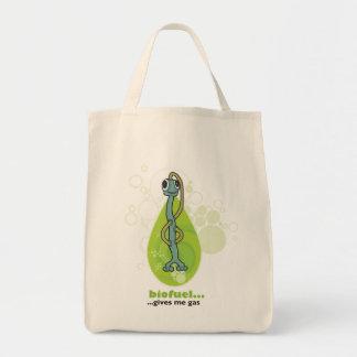 WeeBiofuel Grocery Tote Bag