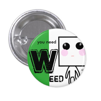 WEED can badge