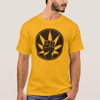 Weed Fist T-Shirt