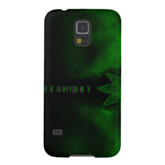 weed galaxy s5 cover
