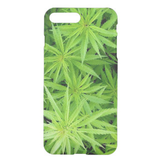 Weed iPhone7 Plus Clear Case