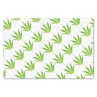 WEED LEAF TISSUE PAPER