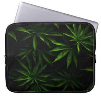 Weed style Laptop Sleeve 15 inch