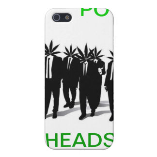 WEED the facts iPhone 5 Covers
