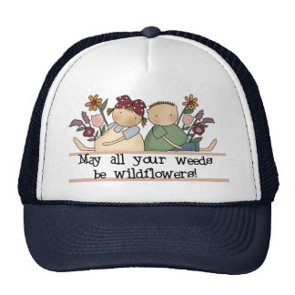 Weeds Be Wildflowers Cap